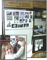 Magnetic Picture and Photo Frames